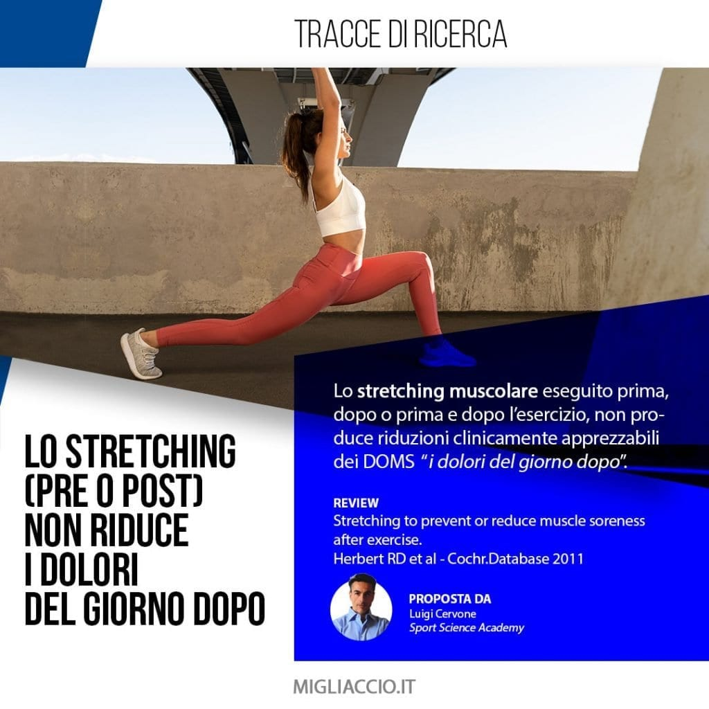 A cosa serve lo stretching?